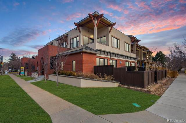 2400 Broadway Street #1, Boulder, CO 80304 (#5070594) :: The Dixon Group