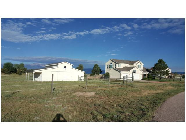 7075 Silver Ponds Heights, Colorado Springs, CO 80908 (MLS #5080786) :: 8z Real Estate