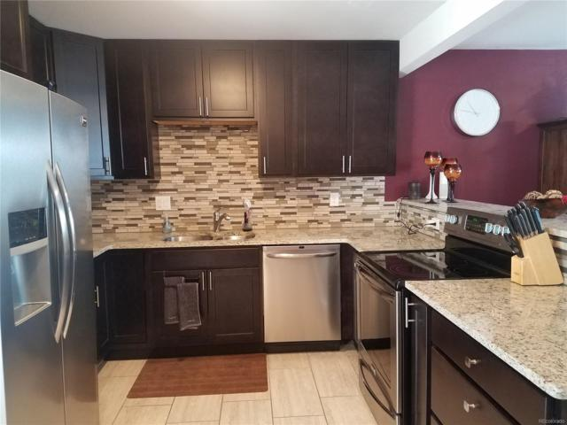 10732 W 62nd Place, Arvada, CO 80004 (MLS #5101890) :: 8z Real Estate