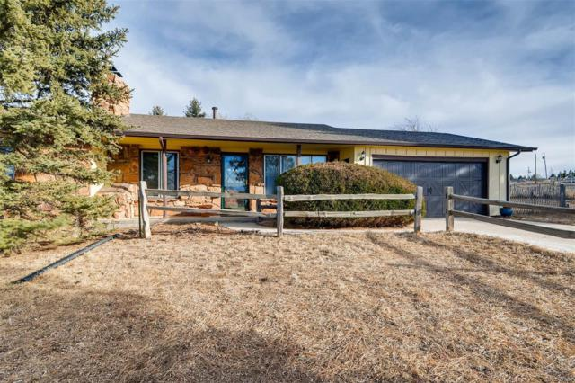53 Warsaw Drive, Parker, CO 80138 (#5104340) :: The Peak Properties Group