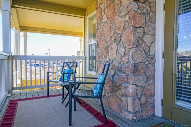 6009 Castlegate Drive C25, Castle Rock, CO 80108 (#5105217) :: HomeSmart Realty Group