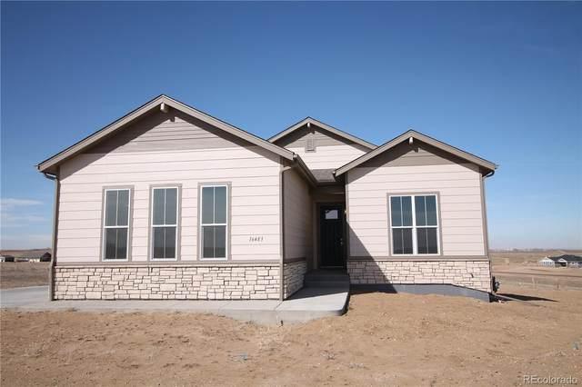 16483 Essex Road, Platteville, CO 80651 (MLS #5113903) :: 8z Real Estate