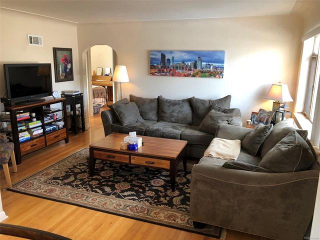 1195 S Jackson Street, Denver, CO 80210 (#5116167) :: The Peak Properties Group
