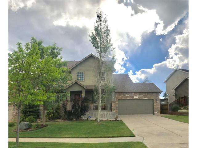12191 S Red Sky Drive, Parker, CO 80134 (MLS #5122733) :: 8z Real Estate