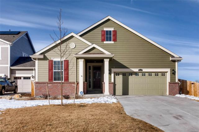 11865 Phoebe Street, Parker, CO 80134 (#5137658) :: Hometrackr Denver