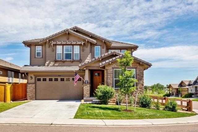 10032 Tall Oaks Street, Parker, CO 80134 (MLS #5140919) :: 8z Real Estate