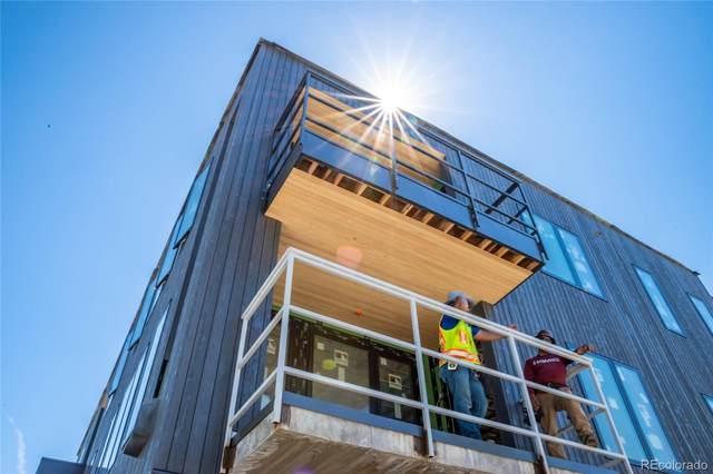 2718 Pine Street #202, Boulder, CO 80302 (MLS #5158867) :: 8z Real Estate