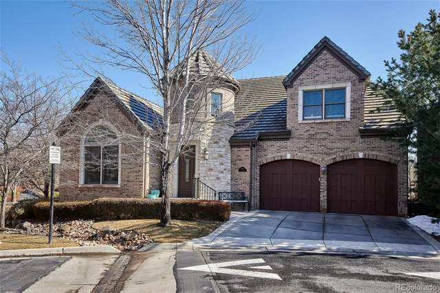 8669 E Wesley Drive, Denver, CO 80231 (#5159621) :: Hudson Stonegate Team