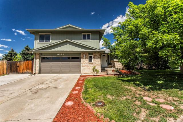 6327 S Benton Way, Littleton, CO 80123 (MLS #5187793) :: 8z Real Estate