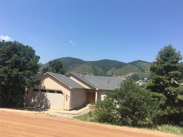 110 Oakdale Drive, Palmer Lake, CO 80133 (#5200391) :: The Griffith Home Team