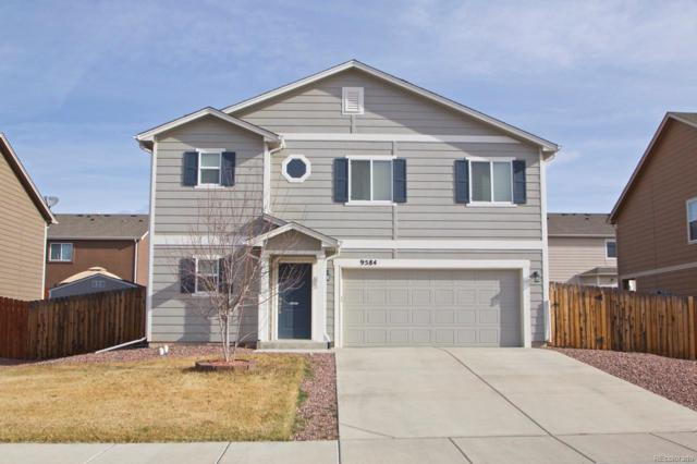 9584 Copper Canyon Lane, Colorado Springs, CO 80925 (#5205589) :: Compass Colorado Realty
