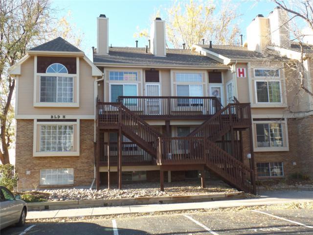 1885 S Quebec Way H27, Denver, CO 80231 (#5208103) :: Wisdom Real Estate