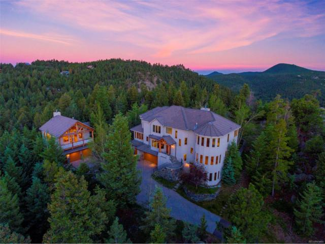 6827 Timbers Drive, Evergreen, CO 80439 (MLS #5220818) :: 8z Real Estate