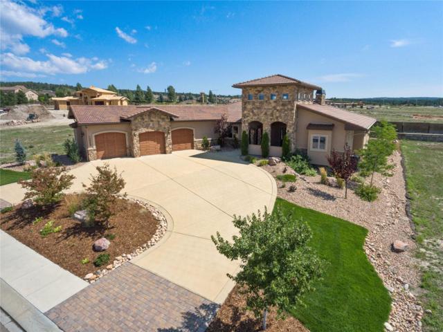 13545 Random Ridge View, Colorado Springs, CO 80921 (#5227174) :: The Pete Cook Home Group