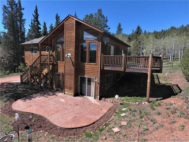 12397 S Danny Avenue, Pine, CO 80470 (#5241264) :: The Colorado Foothills Team   Berkshire Hathaway Elevated Living Real Estate
