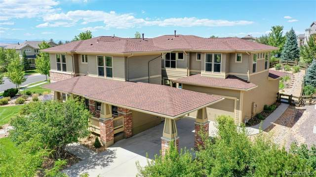 22231 E Idyllwilde Drive, Parker, CO 80138 (#5247896) :: The DeGrood Team