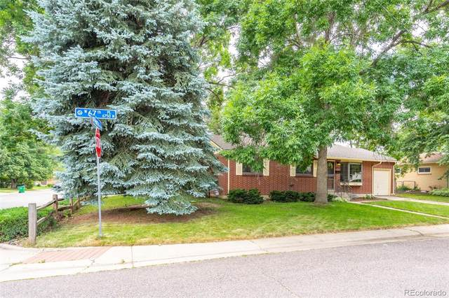 10732 W 67th Place, Arvada, CO 80004 (#5251551) :: The Gilbert Group