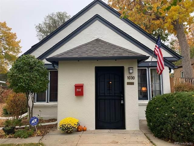 1030 Leyden Street, Denver, CO 80220 (MLS #5258971) :: 8z Real Estate