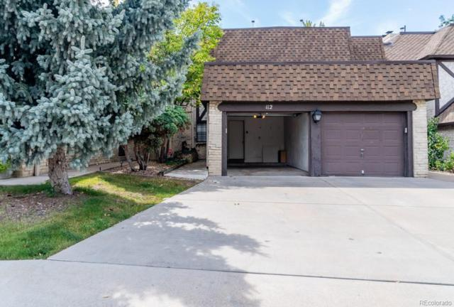 7250 Eastmoor Drive #112, Denver, CO 80237 (#5264237) :: The Griffith Home Team
