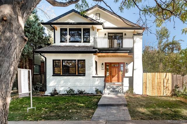 584 S Gilpin Street, Denver, CO 80209 (#5270773) :: The DeGrood Team