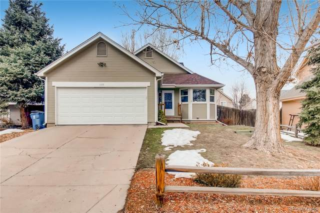 1339 W 134th Drive, Westminster, CO 80234 (#5281342) :: The DeGrood Team