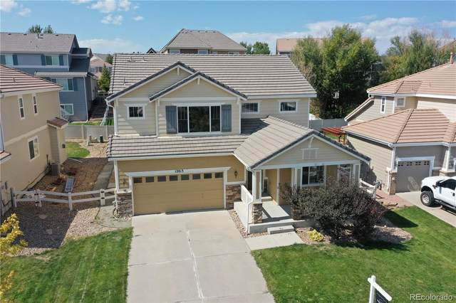 12813 Domingo Court, Parker, CO 80134 (#5286309) :: The DeGrood Team