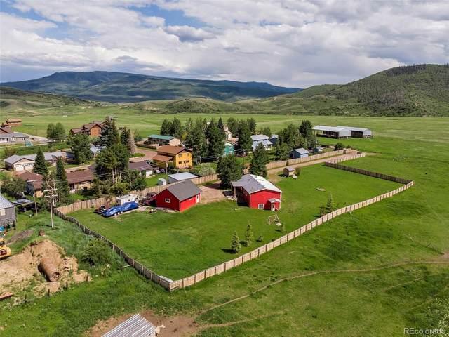 740 Lillian Lane, Oak Creek, CO 80467 (MLS #5313889) :: 8z Real Estate