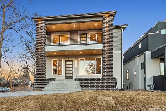 2856 N Fillmore Street, Denver, CO 80205 (MLS #5314278) :: 8z Real Estate
