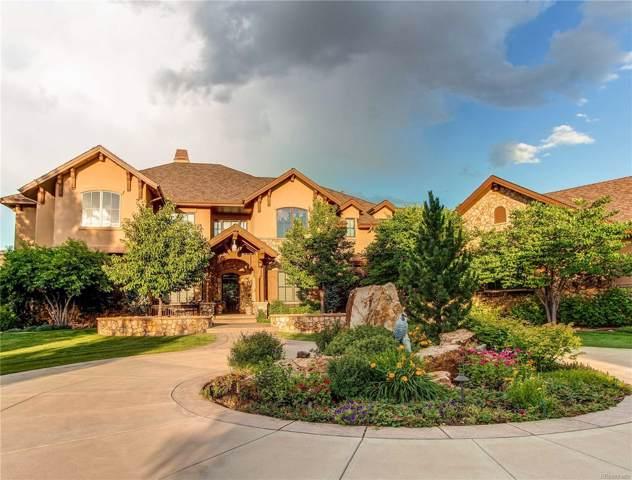 9650 S Cougar Road, Littleton, CO 80127 (MLS #5321483) :: 8z Real Estate