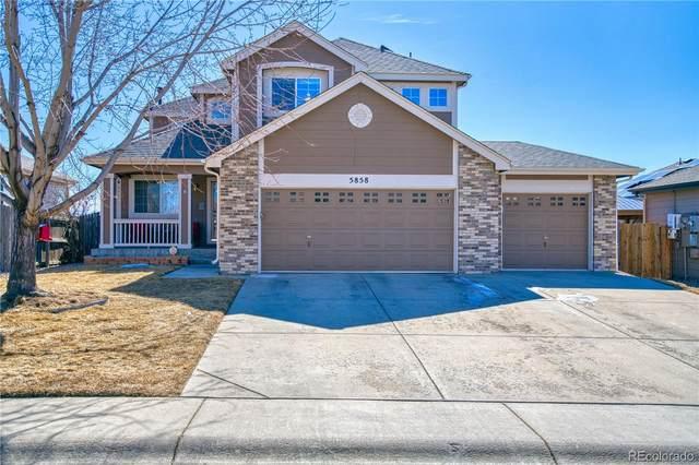 5858 Scenic Avenue, Firestone, CO 80504 (#5335258) :: Mile High Luxury Real Estate