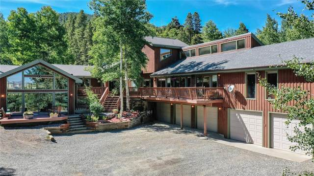 2720 S Spring Gulch Road, Idaho Springs, CO 80452 (#5351987) :: Own-Sweethome Team