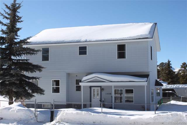 1508 Mt. Elbert Drive, Leadville, CO 80461 (#5355779) :: Relevate | Denver