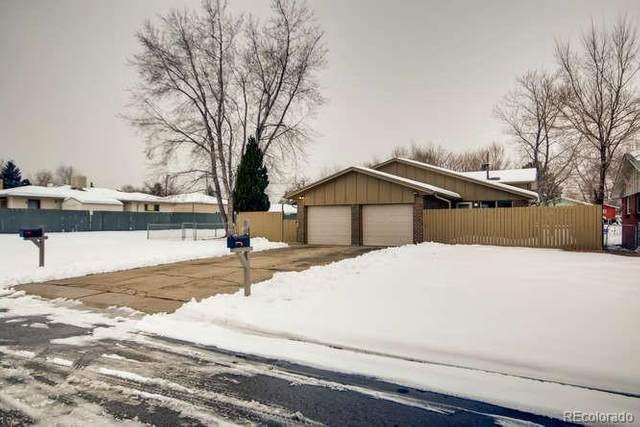 4615 Simms Street, Wheat Ridge, CO 80033 (#5360400) :: The Peak Properties Group