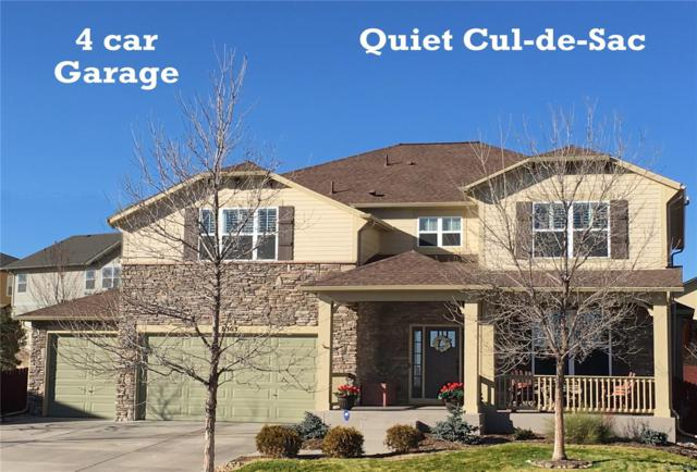 6303 S Kellerman Court, Aurora, CO 80016 (#5360887) :: The Pete Cook Home Group