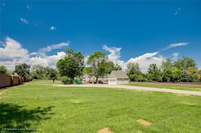 5099 S Franklin Street, Cherry Hills Village, CO 80113 (#5370504) :: Bring Home Denver with Keller Williams Downtown Realty LLC