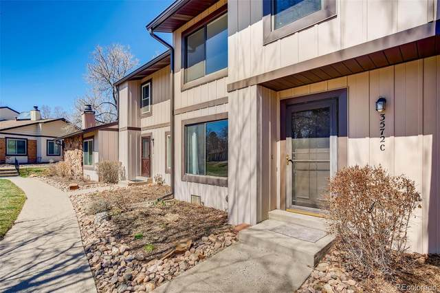 3572 S Kittredge Street C, Aurora, CO 80013 (#5372598) :: Berkshire Hathaway HomeServices Innovative Real Estate