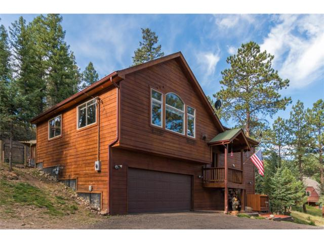 82 Bluebird Drive, Bailey, CO 80421 (MLS #5383590) :: 8z Real Estate