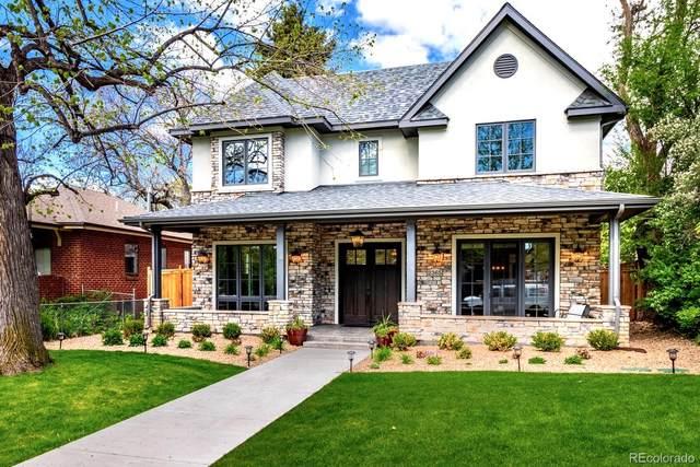 2365 S Columbine Street, Denver, CO 80210 (MLS #5385978) :: The Sam Biller Home Team