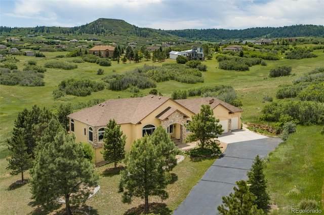 3599 Winterhawk Circle, Castle Rock, CO 80104 (MLS #5389887) :: 8z Real Estate