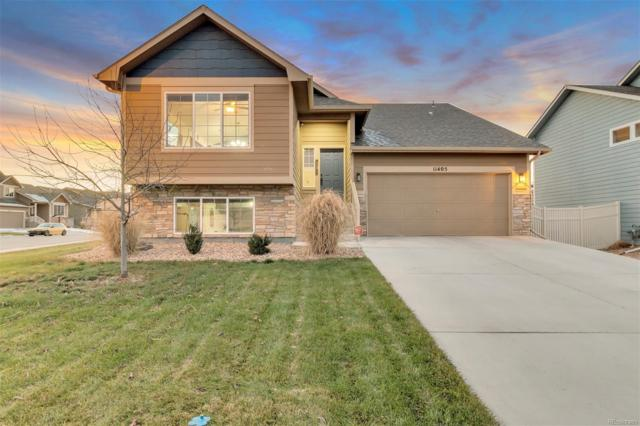 11405 Cherryvale Street, Firestone, CO 80504 (#5426195) :: The HomeSmiths Team - Keller Williams