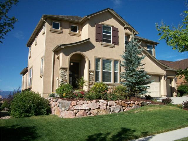 2323 Cinnabar Road, Colorado Springs, CO 80921 (#5446610) :: The Dixon Group