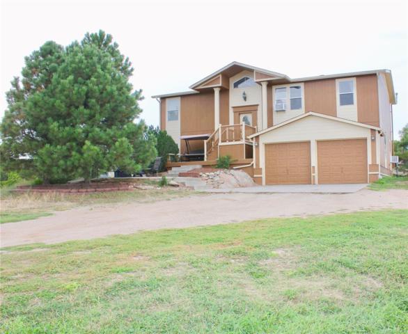 34319 Goldenrod Circle, Kiowa, CO 80117 (MLS #5453946) :: 8z Real Estate