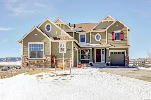 3785 Eveningglow Way, Castle Rock, CO 80104 (#5461658) :: The HomeSmiths Team - Keller Williams