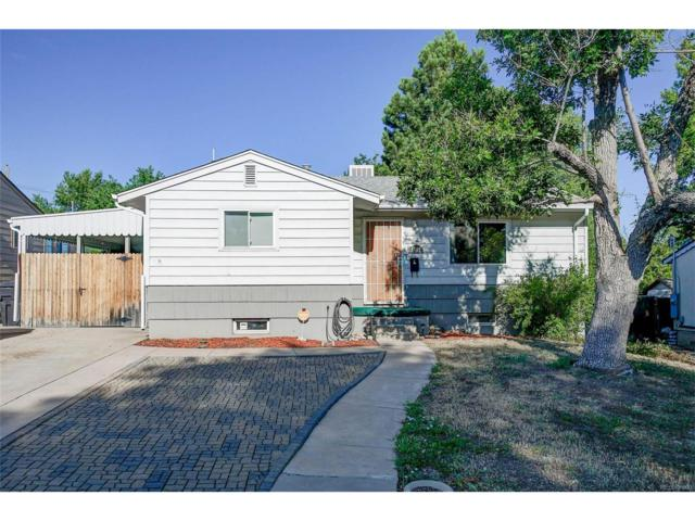 1789 S Clay Street, Denver, CO 80219 (MLS #5461949) :: 8z Real Estate