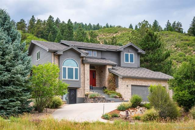 6183 Buffalo Run, Littleton, CO 80125 (#5464256) :: The Colorado Foothills Team | Berkshire Hathaway Elevated Living Real Estate