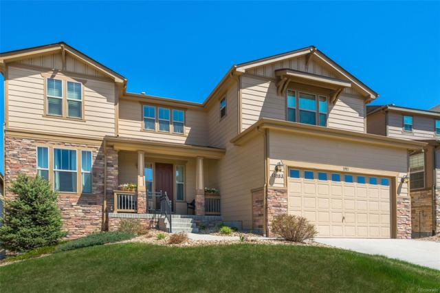 11983 S Allerton Circle, Parker, CO 80138 (#5464910) :: Wisdom Real Estate