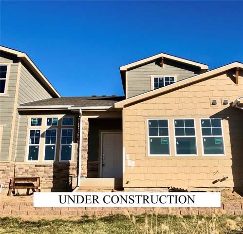 15501 E 112th Avenue 1C, Commerce City, CO 80022 (#5484665) :: Mile High Luxury Real Estate