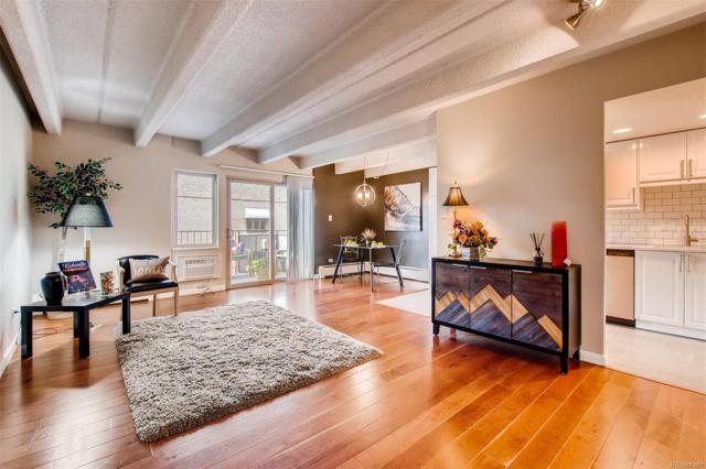1265 Elizabeth Street #204, Denver, CO 80206 (#5494134) :: Wisdom Real Estate