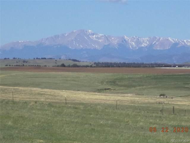 23501 County Road 5, Elbert, CO 80106 (MLS #5497968) :: 8z Real Estate