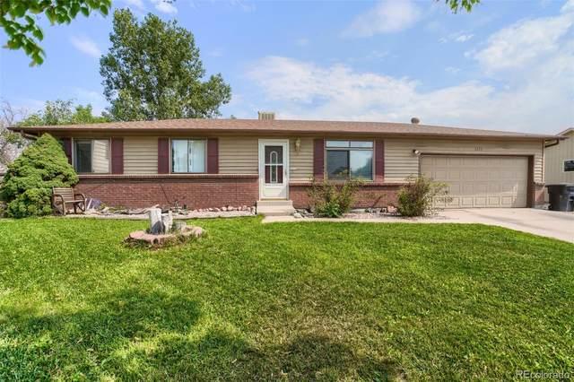 3223 E 119th Place, Thornton, CO 80233 (MLS #5500990) :: Wheelhouse Realty